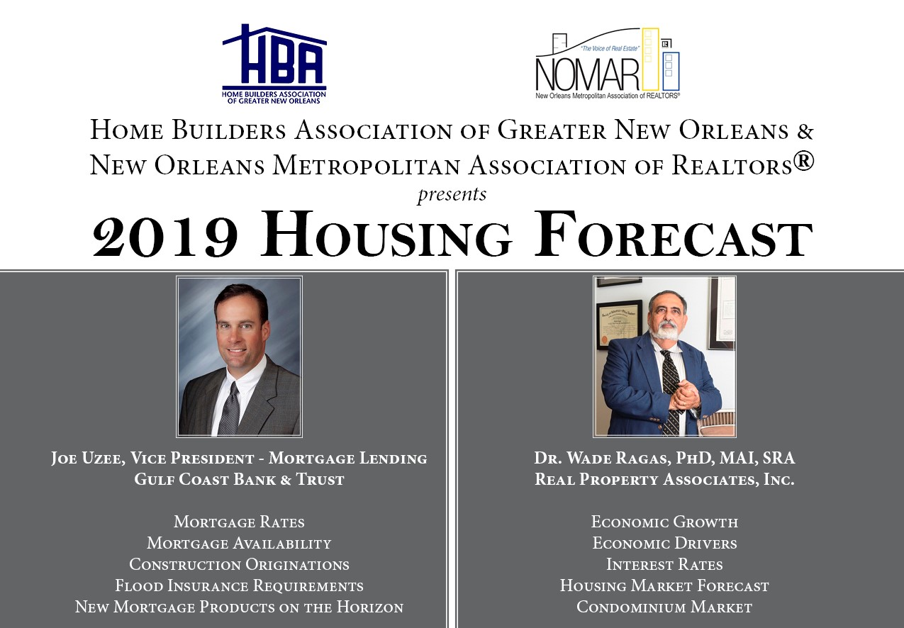 2019 Housing Forecast Flyer