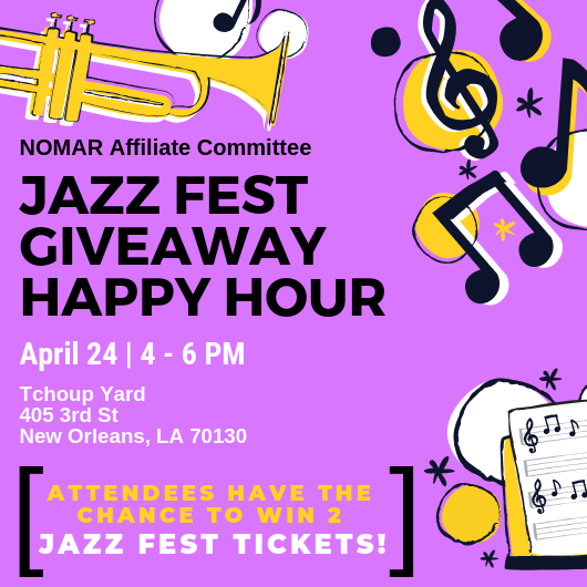 Jazz Fest Happy Hour